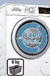 Waschmaschine WAT283A0 von Bosch