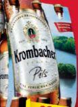 Bierspezialitäten von Krombacher