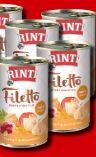 Hundenassnahrung Filetto von Rinti