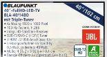 FullHD-LED-TV BLA-40/148O von Blaupunkt