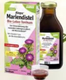 Alepa Mariendistel Bio-Leber-Tonikum von Salus