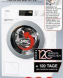Waschvollautomat WDD 035 WPS Series 120 von Miele