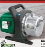 Gartenpumpe GP 4600 INOX von Mr. Gardener
