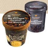 Bio-Eiscreme von Roggenkamp Organics