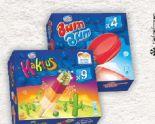 Eis Multipackung von Nestlé