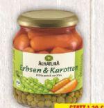 Bio Erbsen & Karotten von Alnatura
