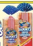 Sammy's Super Sandwich Super-Soft von Harry Brot