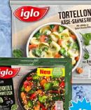 Pfannengerichte von Iglo