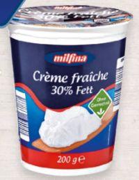 Crème fraîche Classic von Milfina