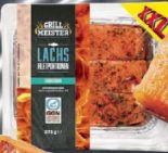 Lachs-Filetportionen XXL von Grillmeister
