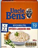 Reis im Kochbeutel von Uncle Ben's
