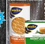 Sandwich von Wasa