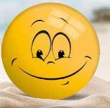 Vinyl-Spielball Funny Faces von John Sports
