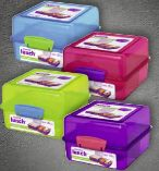 Lunchboxen Lunchcube von Sistema