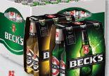 Premium-Bier von Beck's