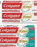 Total Zahnpasta von Colgate