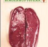 Rinder-Hüftsteaks von Edeka Bio