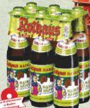 Bier von Rothaus