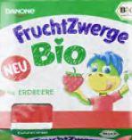 Fruchtzwerge Bio von Danone