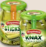 Knax Gurken von Hengstenberg