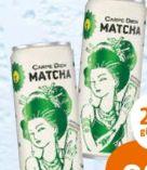 Matcha Sparkling Green Tea von Carpe Diem