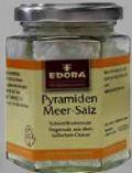 Pyramiden Meer-Salz von Edora Premium Gewürze