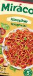 Spaghetti mit Tomatensauce von Mirácoli