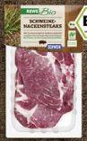 Bio Schweine-Nackensteaks von Rewe Bio