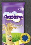 Cheestrings von Kerrygold