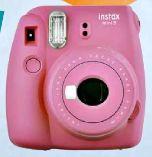 Sofortbildkamera Instax Mini 9 von Fujifilm
