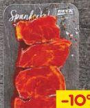 Spanferkel-Hals-Steaks von Beck
