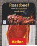 Roastbeef vom Jungbullen von Steinemann
