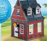 Rotes Fachwerkhaus 7785 von Playmobil