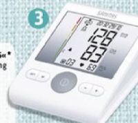 Oberarm-Blutdruckmessgerät SBM22 von Sanitas