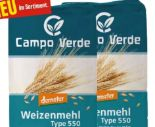 Bio Weizenmehl von Campo Verde