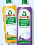 Orangen Universal Reiniger von Frosch