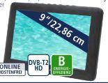 "Portabler 9""-LCD-TV PTL 900 von XORO"