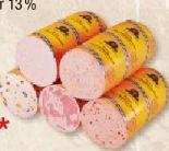 Puten-Frischwurst-Aufschnitt von Höhenrainer