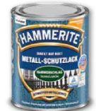Metall-Schutzlack von Hammerite