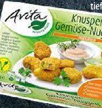 Knusper-Gemüse-Nuggets von Avita