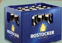 Bier von Rostocker Brauerei