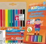 Stifte von Kid's World