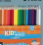 Buntstifte von Kid's World