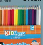 Buntstifte von Kid's World