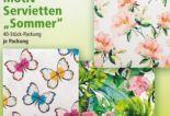 Motiv-Servietten Sommer von Daunasoft
