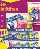 Brause-Spezialitäten von Ahoj-Brause