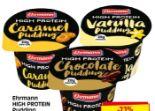 High Protein Pudding von Ehrmann