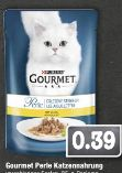Gourmet Perle Katzennahrung von Purina