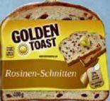 Rosinenschnitten von Golden Toast
