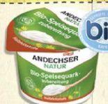 Bio Speisequark von Andechser Natur